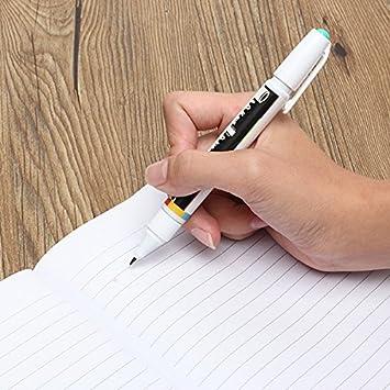 Bluelover Leitf/ähige Tinte Stift Elektronische Schaltung Zeichnen Magische Stift Schaltung DIY Maker Student Kinder Bildung Magie Geschenke-Schwarz