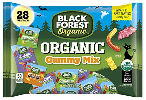 Black Forest Organic Gummy Candy Mix, 0.6 Ounce