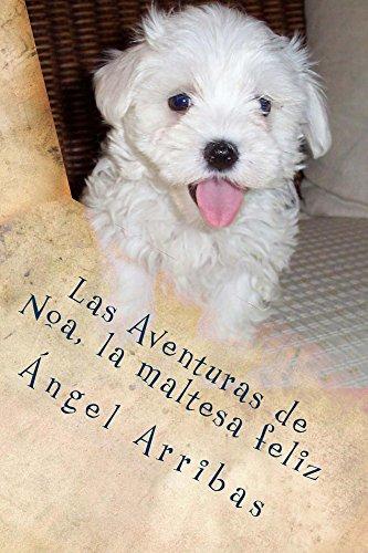 Noa, la maltesa traviesa (Spanish Edition): Ángel Arribas ...