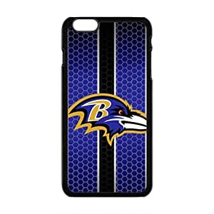 LJF phone case Baltimore Ravens Hot Seller Stylish Hard Case For Iphone 6 Plus