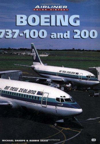 Boeing 737 - 100 and 200 (Airliner Color History)