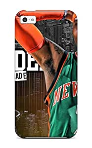 Hot Tpye Carmelo Anthony Case Cover For Iphone 5c