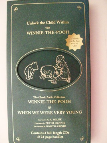 The Classic Audio Collection: Winnie-The-Pooh And When We Were Very Young [Spoken Word] by K-Tel