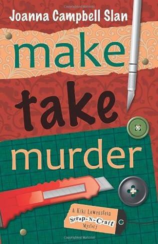 book cover of Make, Take, Murder