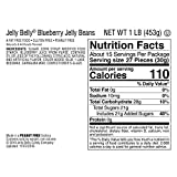 Jelly Belly Blueberry Jelly Beans - 1 Pound