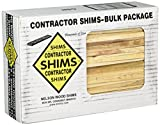 Nelson Wood Shims CSBP56 Cedar Shims 56 Count