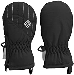 Columbia Baby-Boys Infant Chippawa Mitten, Black, One Size