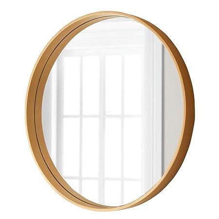 Specchio Con Cornice Per Bagno.Hgna Specchi Accessori Per Bagni Specchio Da Toeletta In Legno