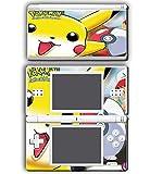 Pokemon Go Pikachu Ash Pokeball Video Game Vinyl Decal Skin Sticker Cover for Nintendo DS Lite System