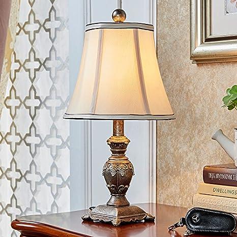 SDKIR-Creativo lampara de escritorio Vintage nuevo chino ...