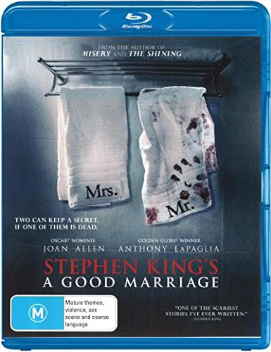 Stephen King's - A Good Marriage [NON-USA Format / Region B Import - Australia]