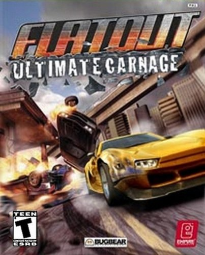 Flat Out Ultimate Carnage Pc - 1