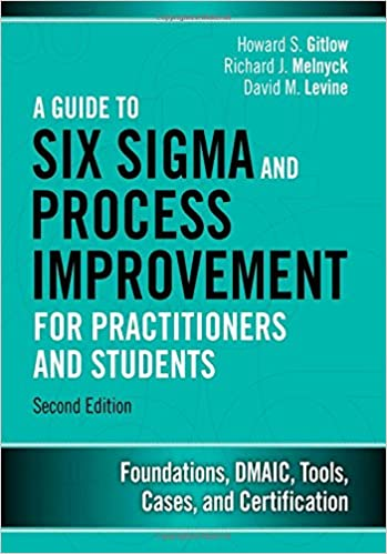 Amazon a guide to six sigma and process improvement for amazon a guide to six sigma and process improvement for practitioners and students foundations dmaic tools cases and certification 2nd edition sciox Images