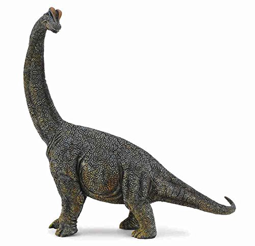 CollectA Prehistoric Life Brachiosaurus Deluxe 1:40 Scale Dinosaur Figure - Authentic Hand Painted Model -