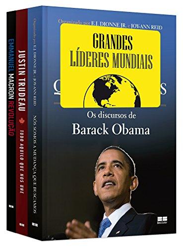 Grandes Líderes Mundiais - Kit