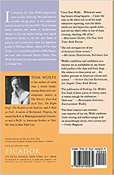tom wolfe hooking up google books The ancient and honorable order of in tom wolfe's book the right stuff wally schirra's membership in the ancient order of turtles came up again.