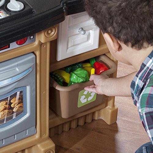 519u5yVyibL - Step2 LifeStyle Custom Kitchen Playset