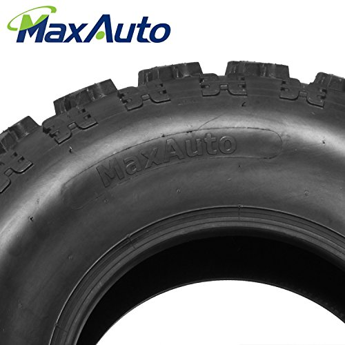 Set of 2 Sport ATV Tires AT 23x7-10 23x7x10 23x7x10 6PR Load Range C 36J by MaxAuto (Image #3)