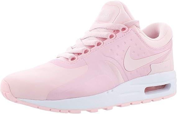 Nike Air MAX Zero Zapatillas se GS , Prism Pink/Prism Pink-White: Amazon.es: Libros