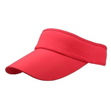 Damen Anti-UV Sonnenhut Sunvisor Mütze Hüte Stirnband Sonnenschutz Cap Kappe