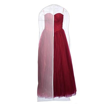 Amazon.com: Titan Mall Wedding Gown Storage Garment Bag Durable and ...