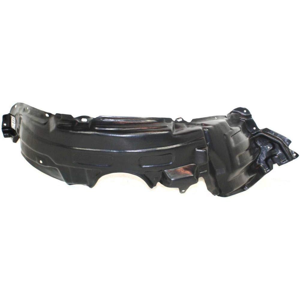 KA Depot for Scion XB 2004-2006 5387652041 SC1248102 Front Driver Left Side Fender Liner Inner Panel Plastic Guard Shield