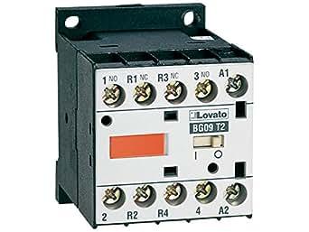 Lovato Electric 11BG09T4A02460 4 Pole Mini    Contactor