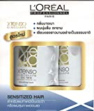 L'Oreal Paris X-tenso Hair Straightener Set for Sensitized Hair