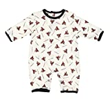 Phoenix Coyotes NHL Baby Boys Infant Retro All-Over Print Coverall, White