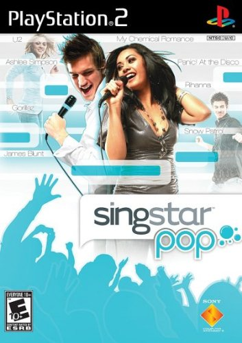 SINGSTAR POP (SOFTWARE ONLY) (Singstar Pop)