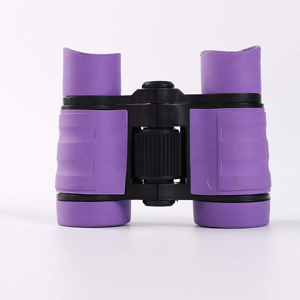 Acecoree Hochaufl/ösender Kompakt f/ür Vogelbeobachtungswanderungen mit Real Optics Kinderferngl/äsern Linsenteleskope