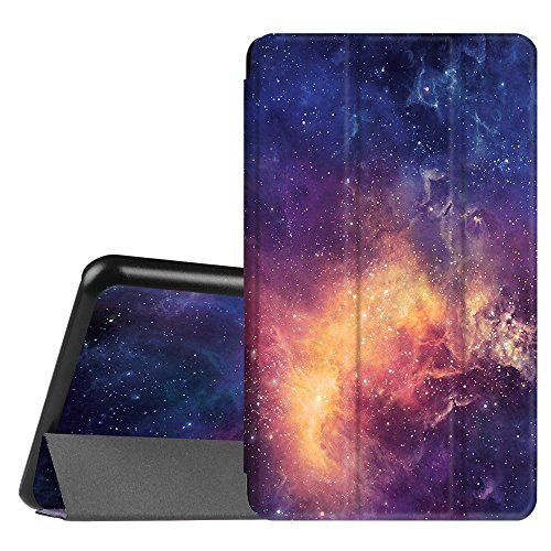 Fintie Slim Shell Case for Samsung Galaxy Tab A 7.0 - Ultra Lightweight Protective Stand Cover for Samsung Galaxy Tab A 7-inch Tablet 2016 Release (SM-T280/SM-T285), Galaxy