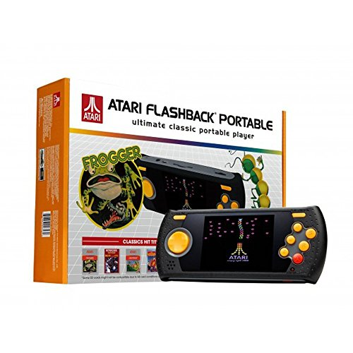 Amazon Atgames Atari Flashback Ultimate Portable Game Player With 60 Built In Games Video
