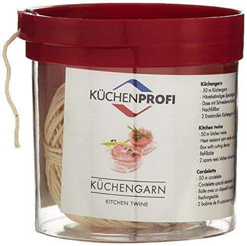 Kuechenprofi Acrylic Cooking Twine Dispenser - Kitchen Twine Dispenser
