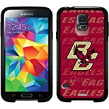 Coveroo Symmetry Series Cell Phone Case for Samsung Galaxy S5 - Retail Packaging - Boston College Repeating