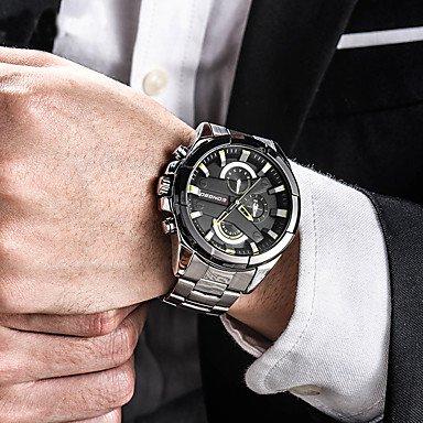 Relojes Hermosos, Hombre Reloj Deportivo Reloj Militar Reloj de Vestir Reloj de Moda Reloj Pulsera Reloj ...