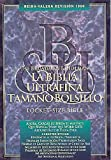 Rvr 1960 la Biblia Ultrafina Tamaño Bolsillo, Broadman and Holman Publishers Staff, 1558199977