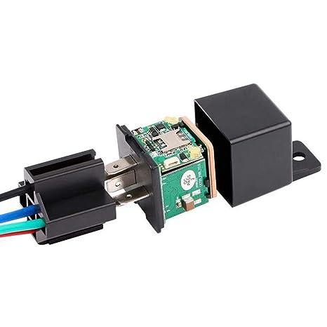 eginvic - Rastreador GPS para Coche con Alarma de relé de ...