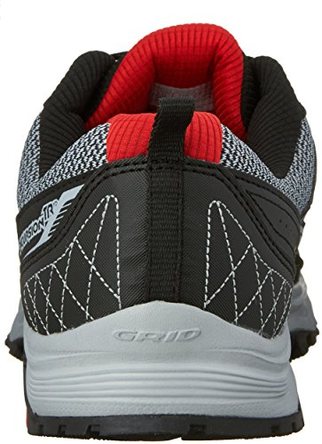 Saucony Excursion TR10 Wide Men 8 Grey | Black | Red by Saucony (Image #2)