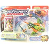 Transformers Armada Terrorsaur with Ironhide