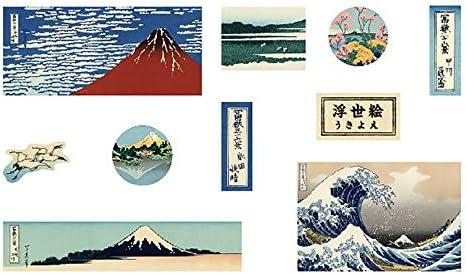 Hongma 30枚入り 素材紙 折り紙 ペーパー 手芸 日本文化 居酒屋 面白い 手芸 DIY 4