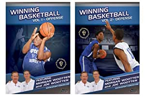 Winning Basketball DVD Set