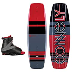 Reverb Wakeboard: The Reverb has turned into the unofficial Connelly team board. This shapes has the ability to work with any riding style, whether its super technical or laid back and stylish. The deep center channel sets you slightly...