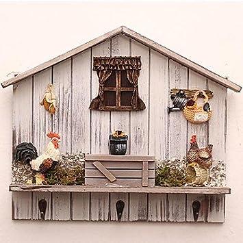 Pi Das Haken Hängende Kleidung Der Chicken Farm Design Bühne Amazon