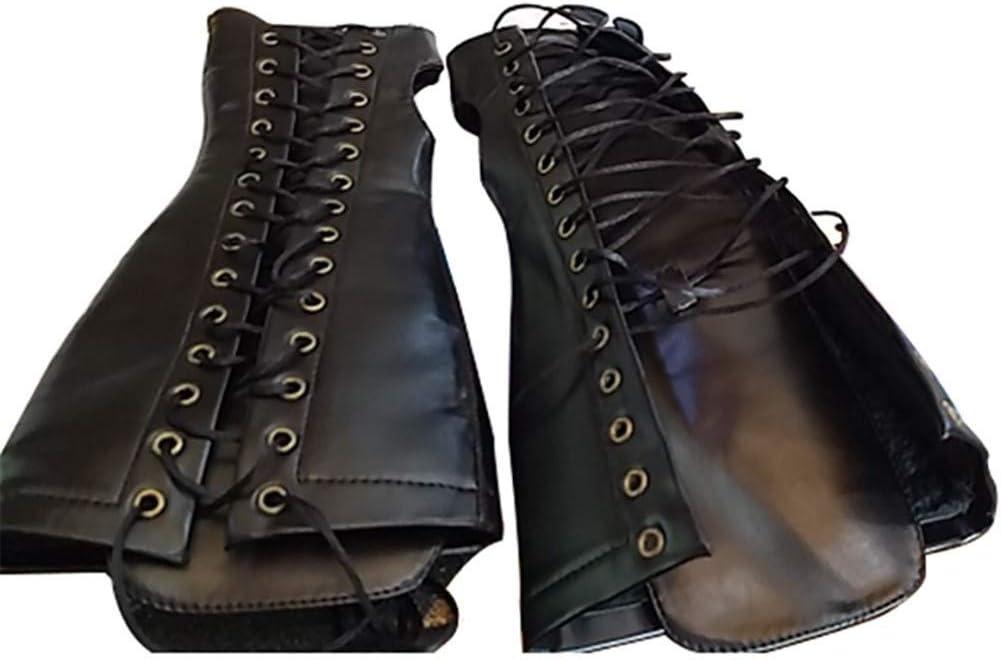 guantes marrones