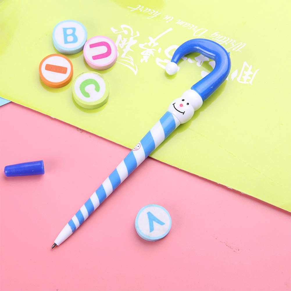 12 Pieces 12 Pcs - Stationery Candy Cane Pens