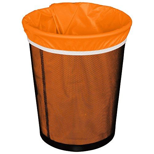 Planet Wise Reusable Trash Diaper Bag, Orange (Planet Wise Wet Bag Orange)