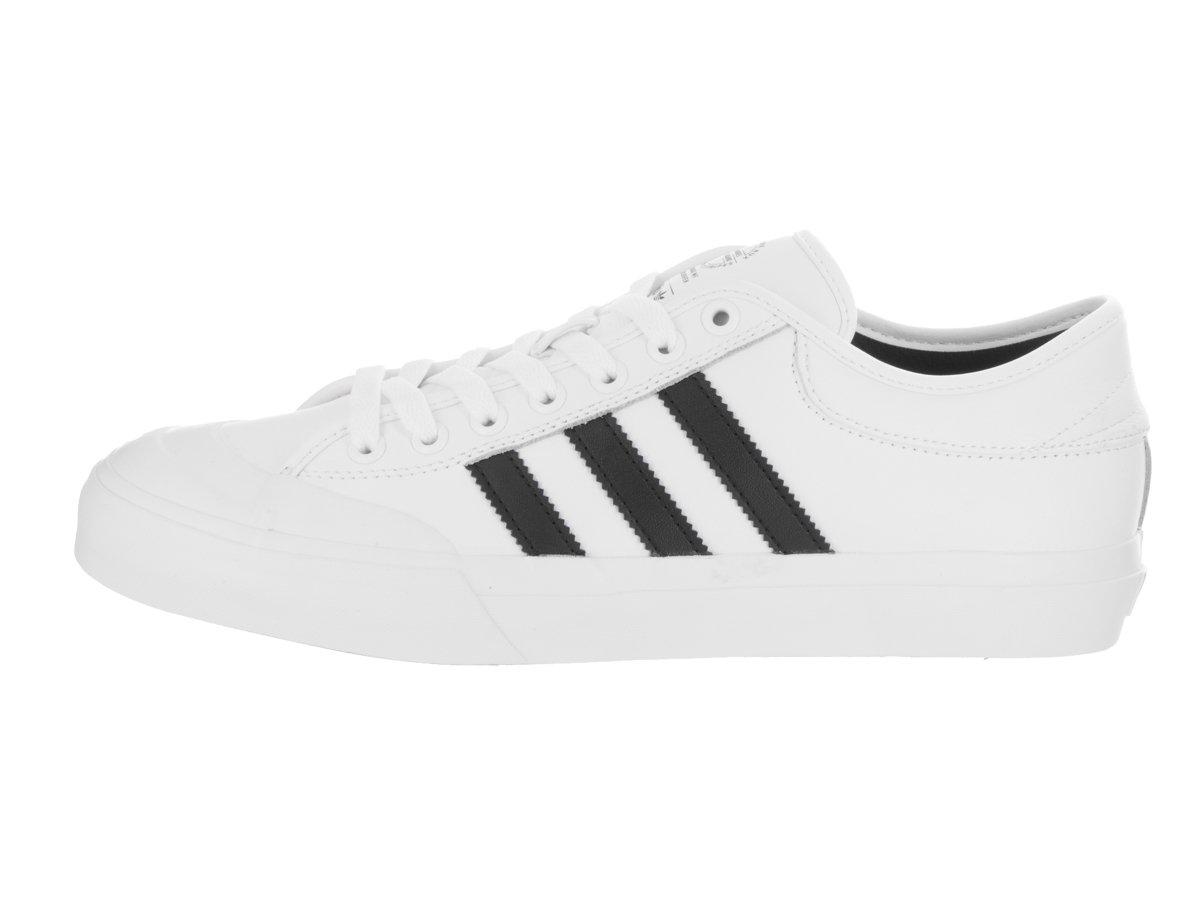 adidas Originals Men's Matchcourt B01HMYAAYW 13 M US|White/Black/Gum