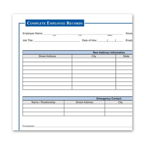 Employee Record Organizer in the UAE. See prices, reviews and buy ...