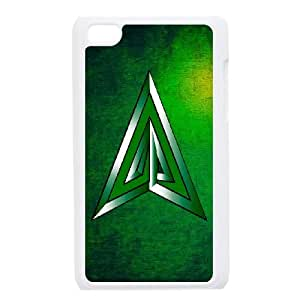 iPod Touch 4 Cell Phone Case White Arrow HG7637524